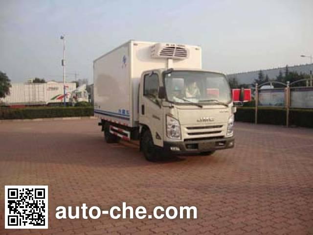 Hongyu (Henan) HYJ5040XLCB refrigerated truck
