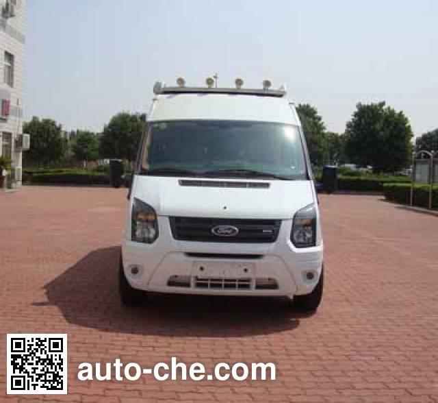Hongyu (Henan) HYJ5040XLJ motorhome