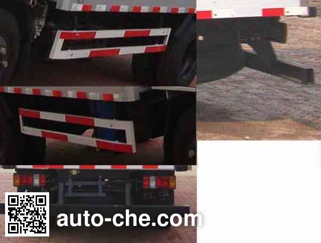 Hongyu (Henan) HYJ5040XYYB medical waste truck