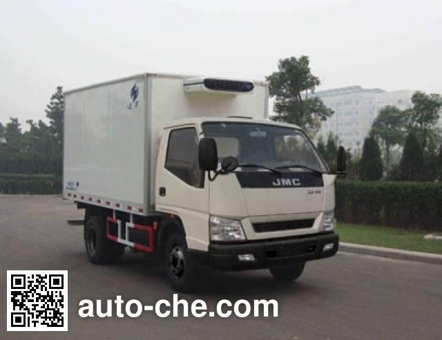Hongyu (Henan) HYJ5045XLCA refrigerated truck