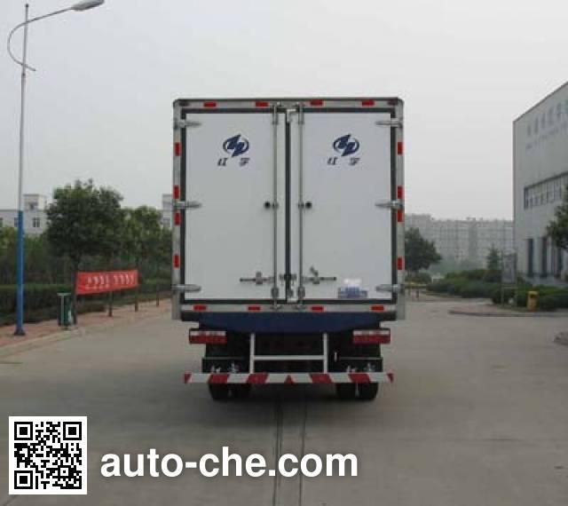 Hongyu (Henan) HYJ5051XBW insulated box van truck