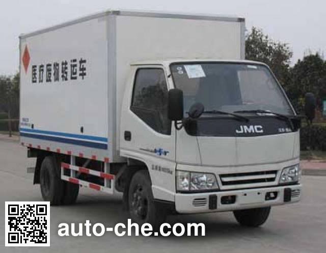 Hongyu (Henan) HYJ5051XYY medical waste truck