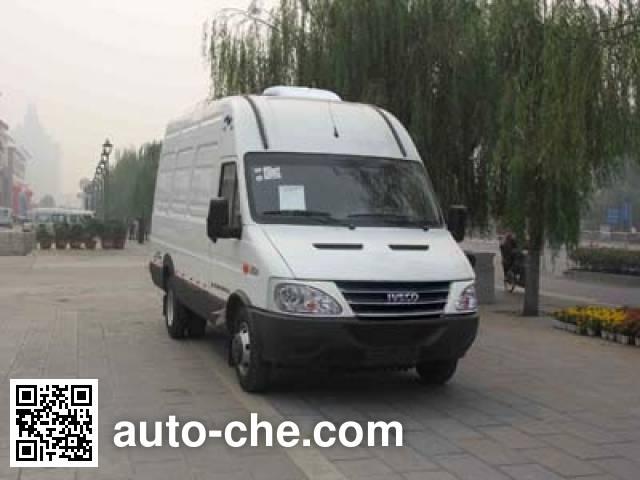 Hongyu (Henan) HYJ5052XLCA refrigerated truck