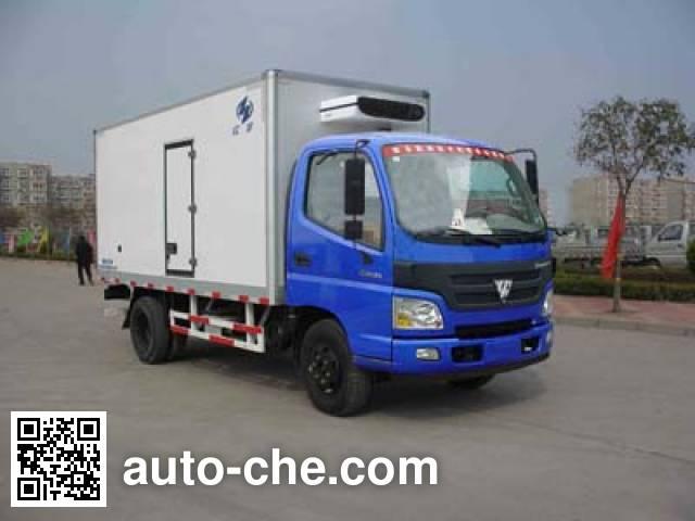 Hongyu (Henan) HYJ5060XLCA refrigerated truck