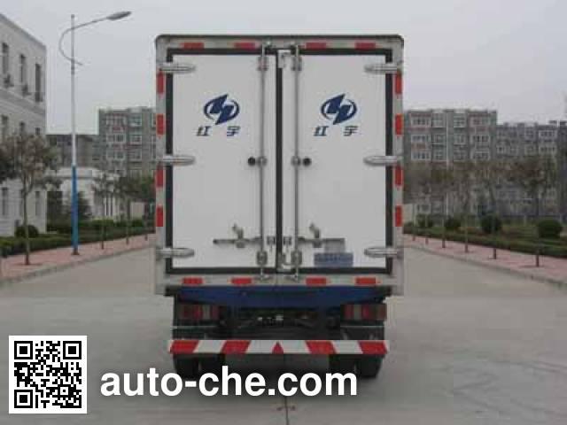 Hongyu (Henan) HYJ5062XLCA refrigerated truck