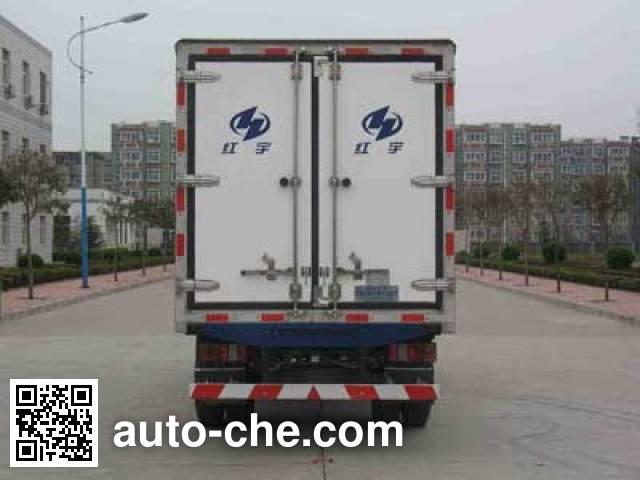 Hongyu (Henan) HYJ5071XLCA refrigerated truck