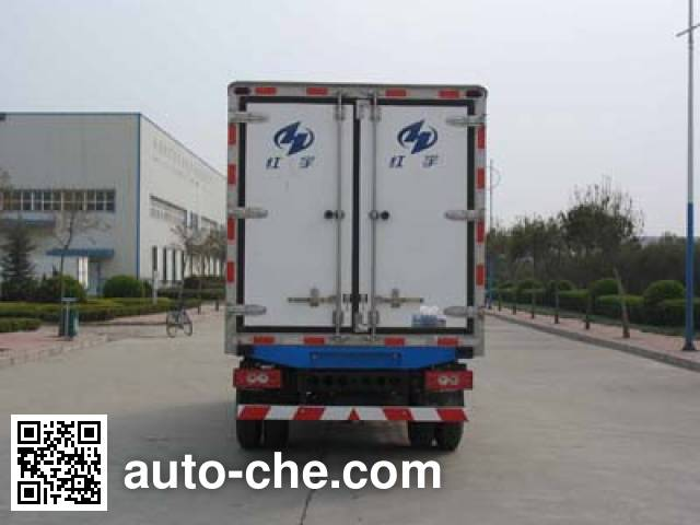 Hongyu (Henan) HYJ5081XLCA refrigerated truck