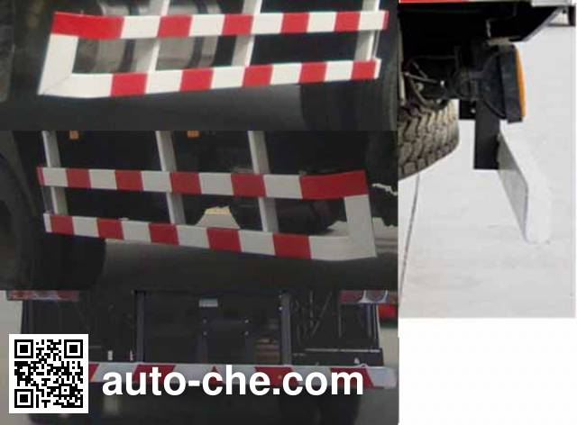 Hongyu (Henan) HYJ5082XLCA refrigerated truck