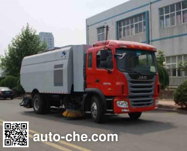 红宇牌HYJ5160TXS-B1洗扫车