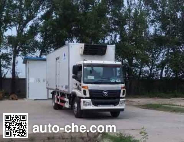 Hongyu (Henan) HYJ5160XLCB2 refrigerated truck