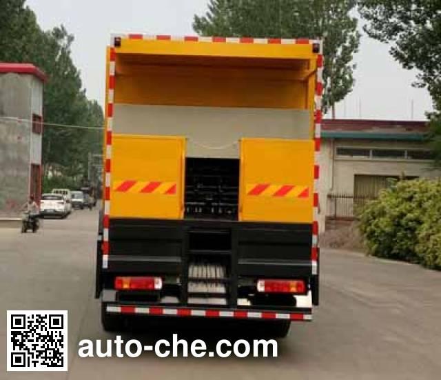 Hongyu (Henan) HYJ5310TFC-B synchronous chip sealer truck