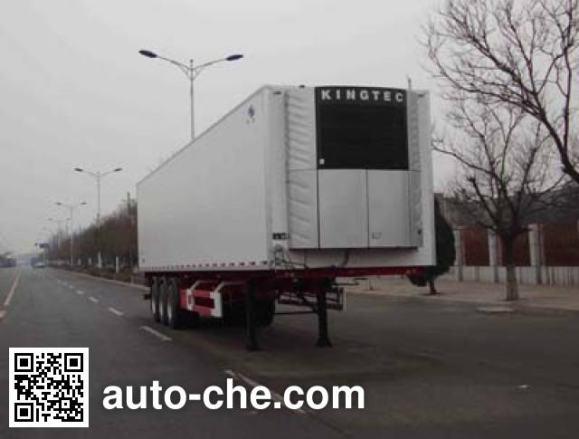 Hongyu (Henan) HYJ9400XLC refrigerated trailer