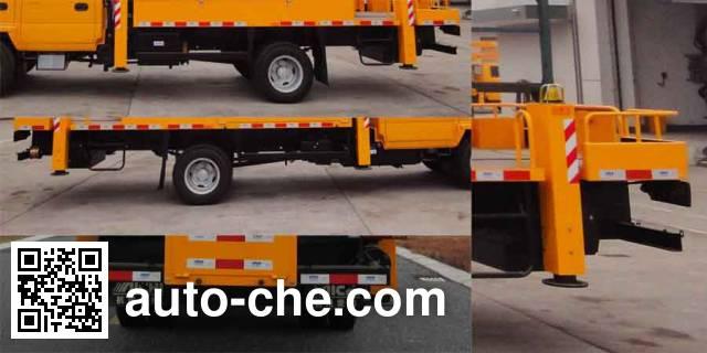 Aizhi HYL5061JGKA aerial work platform truck