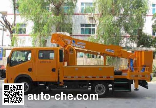 Aizhi HYL5062JGKA aerial work platform truck