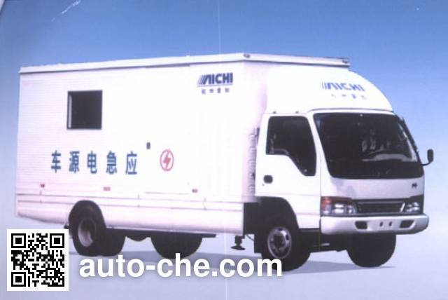 Aizhi HYL5082TDY power supply truck