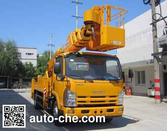 Aizhi HYL5092JGKC aerial work platform truck
