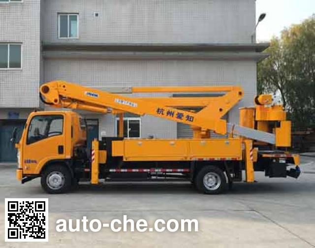 Aizhi HYL5108JGKB aerial work platform truck