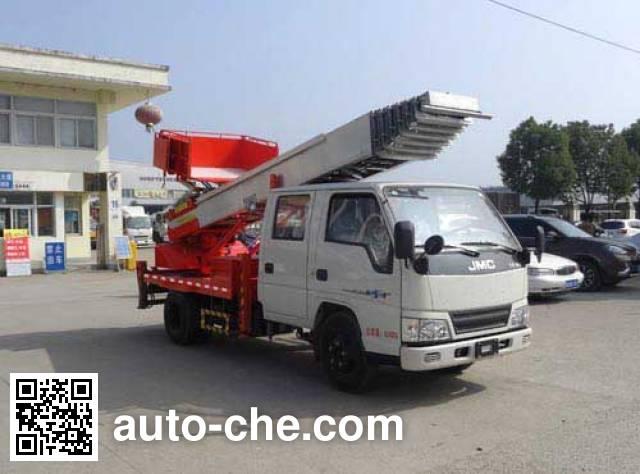 Hongyu (Hubei) HYS5040TBAJ5 ladder truck