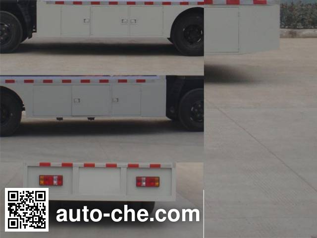Hongyu (Hubei) HYS5040XDNB mobile screening vehicle