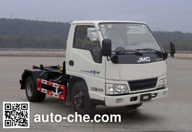虹宇牌HYS5040ZXXJ5车厢可卸式垃圾车