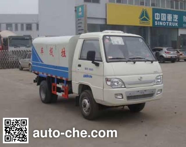 Hongyu (Hubei) HYS5042ZLJB dump garbage truck