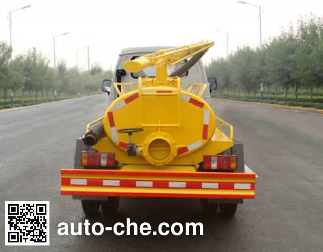 Hongyu (Hubei) HYS5045GXEB suction truck