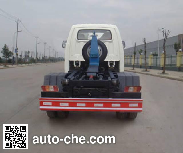 Hongyu (Hubei) HYS5046ZXXB detachable body garbage truck