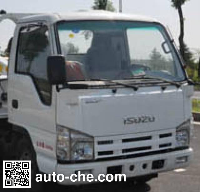 Hongyu (Hubei) HYS5050TQZQ wrecker