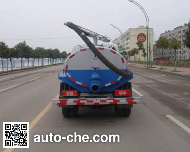 Hongyu (Hubei) HYS5044GXEB5 suction truck