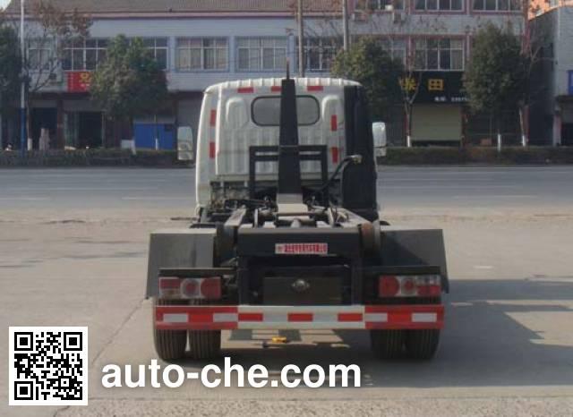 虹宇牌HYS5040ZXXE5车厢可卸式垃圾车