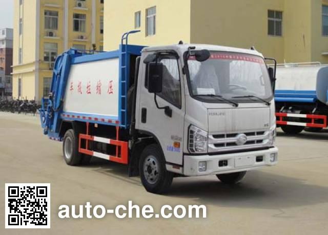 Hongyu (Hubei) HYS5070ZYSB5 garbage compactor truck