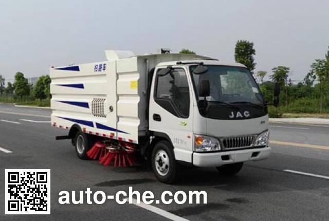 Hongyu (Hubei) HYS5071TSLH5 street sweeper truck