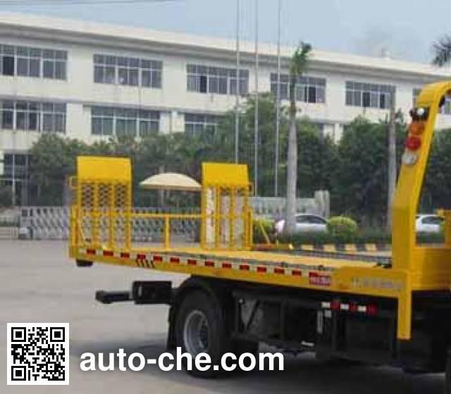 Hongyu (Hubei) HYS5080TQZE5 wrecker