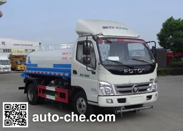 Hongyu (Hubei) HYS5081GPSB sprinkler / sprayer truck