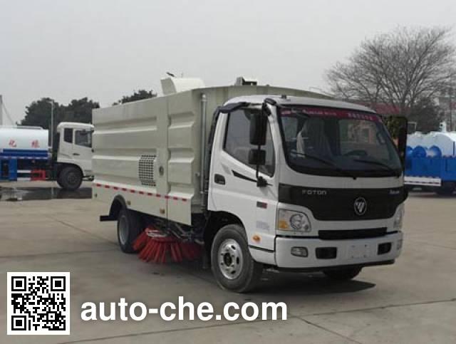 Hongyu (Hubei) HYS5081TSLB5 street sweeper truck