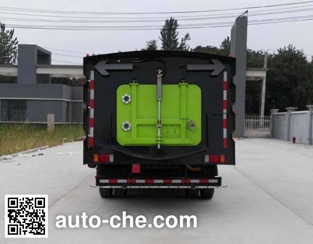 Hongyu (Hubei) HYS5100TXSQ5 street sweeper truck