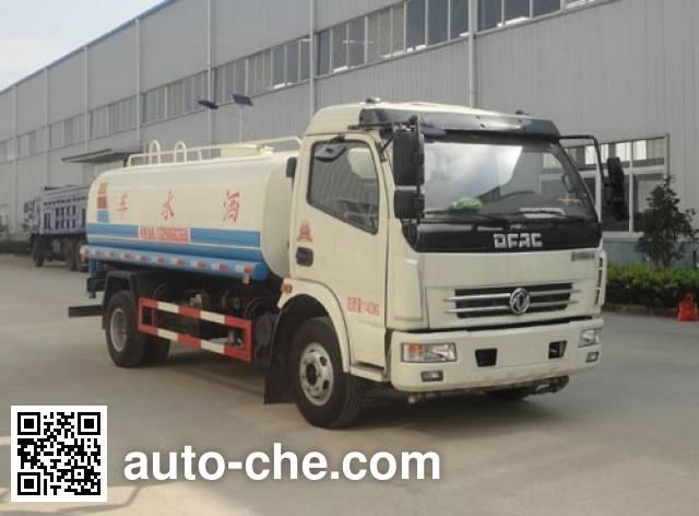 Hongyu (Hubei) HYS5110GPSE5 sprinkler / sprayer truck