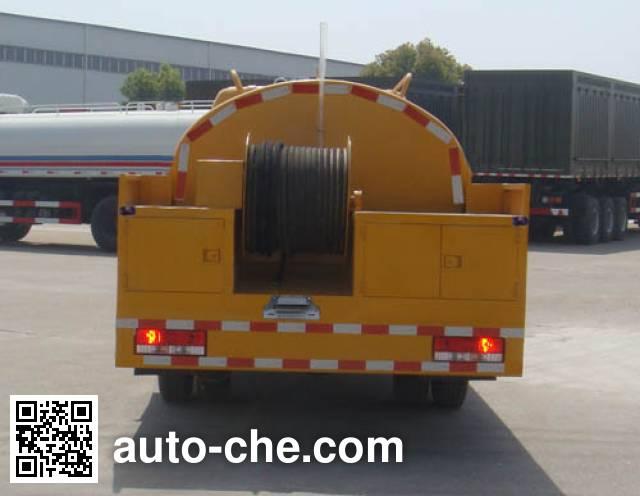 Hongyu (Hubei) HYS5110GQXE5 street sprinkler truck