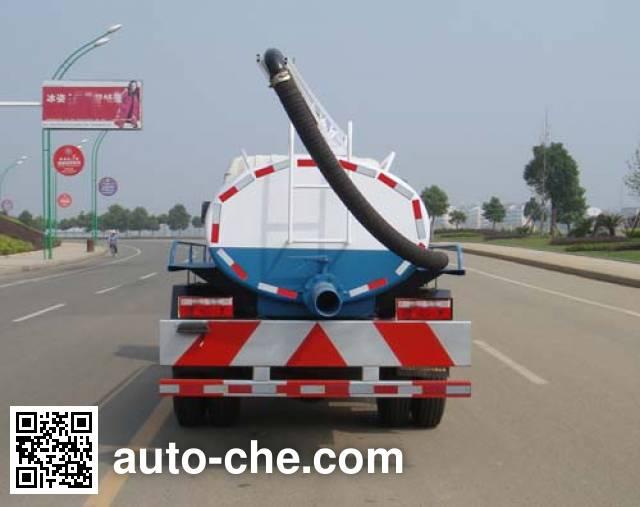 Hongyu (Hubei) HYS5110GXEE5 suction truck