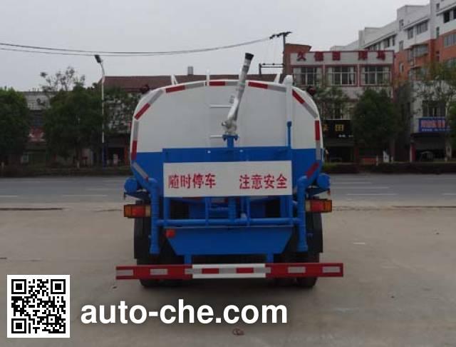 Hongyu (Hubei) HYS5120GSSC4 sprinkler machine (water tank truck)