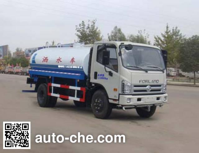 Hongyu (Hubei) HYS5123GSSB sprinkler machine (water tank truck)