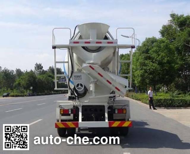 Hongyu (Hubei) HYS5140GJBB4 concrete mixer truck