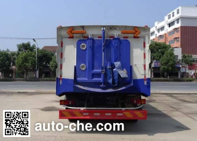 虹宇牌HYS5160TXSD洗扫车