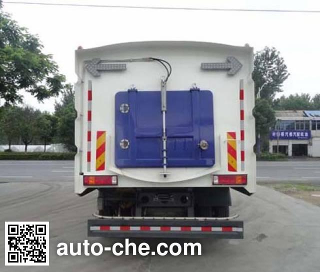 虹宇牌HYS5160TXSZ5洗扫车