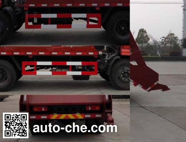Hongyu (Hubei) HYS5160ZBSE5 skip loader truck