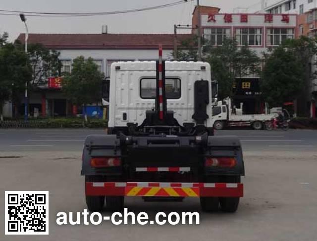 Hongyu (Hubei) HYS5160ZXXE5 detachable body garbage truck