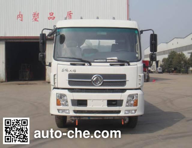 Hongyu (Hubei) HYS5162GQXE5 sewer flusher truck