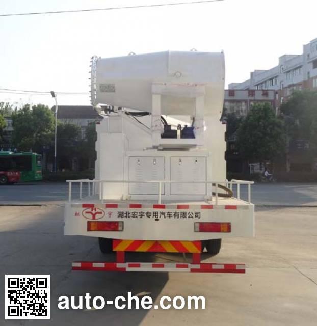 虹宇牌HYS5251TDYE5多功能抑尘车