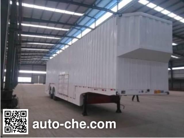 Hualu Yexing HYX9200TCL vehicle transport trailer