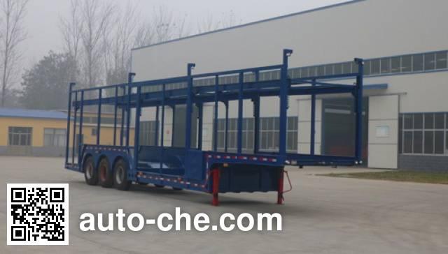 Hualu Yexing HYX9201TCC vehicle transport trailer